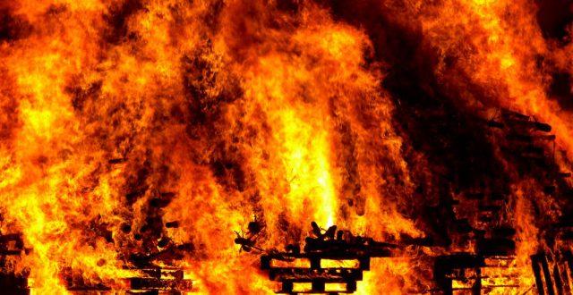Verzekeringen bij brandschade